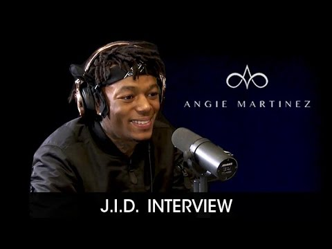 J.I.D Talks Being Ready To Battle Rap + Shares Interview Process at J Cole's House Before Signing