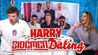 Sidemen Speed Dating BUT ITS ONLY HARRY.