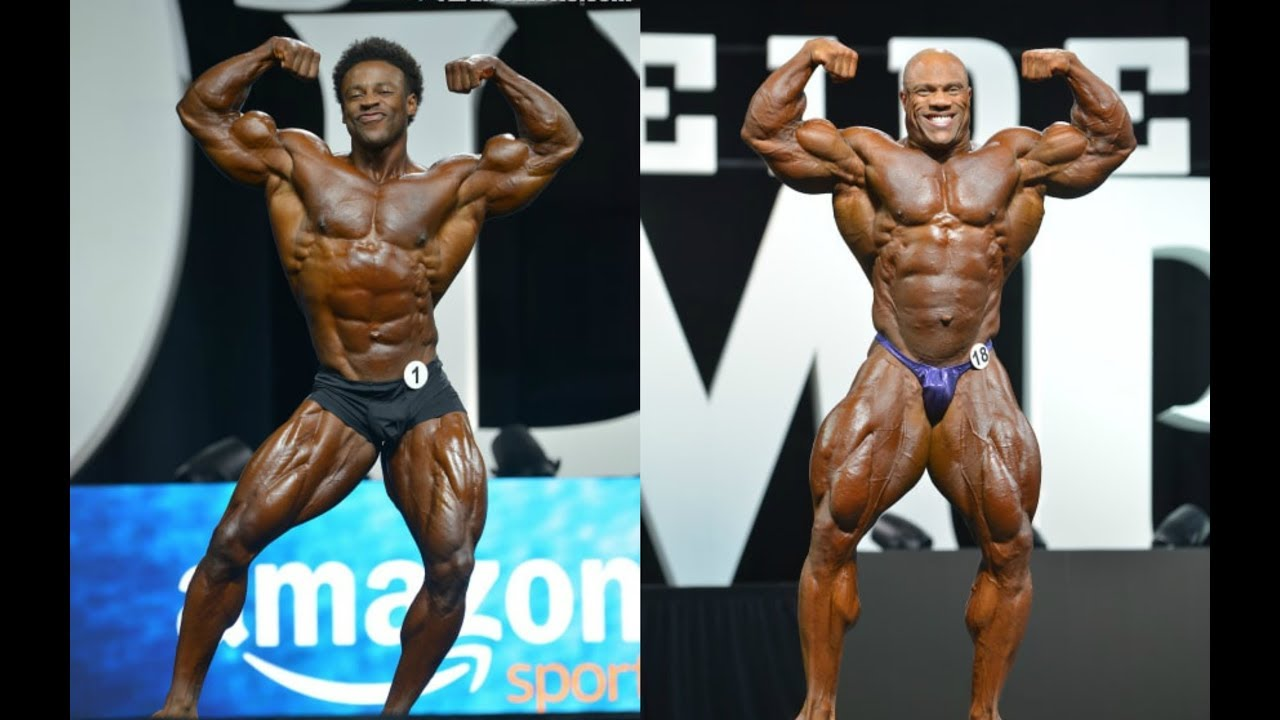 cdd23705bdc6 Mr. Olympia: Classic Physique VS Open Bodybuilding - YouTube