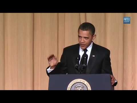 Obama Jokes About Killing Jonas Brothers With Predator Drones .The Jonas Brothers are here. (Applause.) They're out there somewhere. Sasha and Malia are huge fans. But, boys, don't get any ideas. (Laughter.) I have two ..., From YouTubeVideos