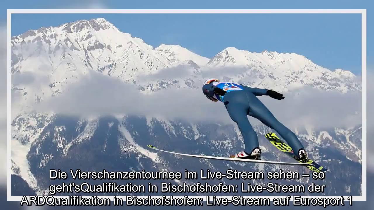 Vierschanzentournee Live Stream