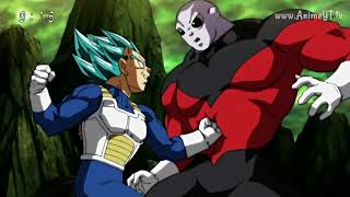 Vegeta vs jiren dbs cp. 122 HD Dragon ball super