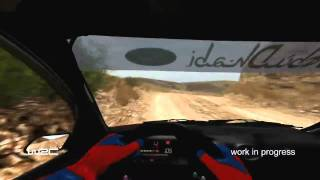 WRC FIA WORLD RALLY CHAMPIONSHIP 2010 OFFICIAL GAME TRAILER