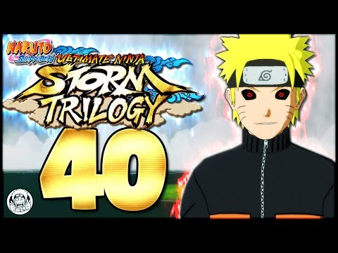 NARUTO'S BÖSE SEITE! - #40 - LET'S PLAY Naruto: Ultimate Ninja Storm 3 TRILOGY/LEGACY