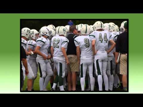 Rice Memorial High School  Football Video 2015