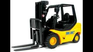 Forklift, The Lifting Fork Machine Of IMPENDING DOOM!