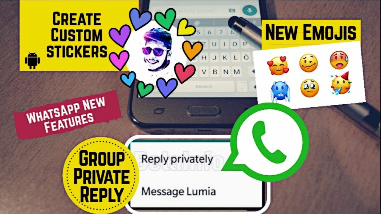 Funny Whatsapp Sticker Custom Stickers
