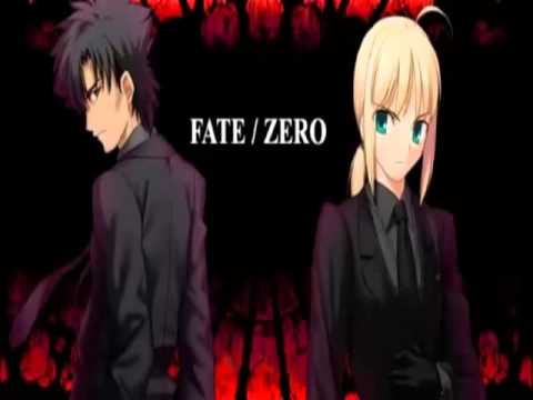 Fate Zero Ending Manten audio