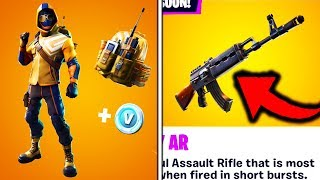 UNLOCK the *NEW* SUMMIT STRIKER STARTER PACK in Fortnite.. - (Fortnite Battle Royale - FREE V-BUCKS)
