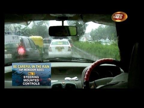 Drive in the rain with Hyundai iGen i20 - NewsX