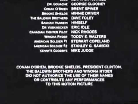 South park uncut full movie