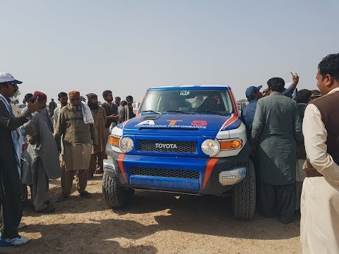 CHOLISTAN JEEP RALLY 2018 PAKISTAN