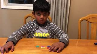 How To Solve The Eraser Puzzle Cube
