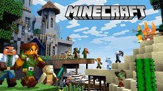 """Minecraft - """"NUEVO SERVIDOR"""" TRABAJO EN EQUIPO ♥"""