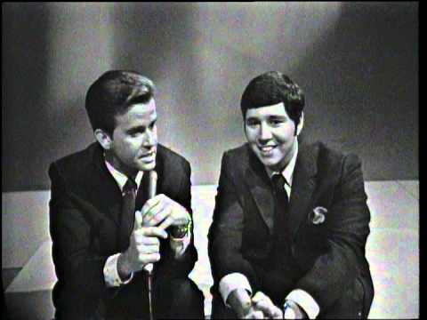Dick Clark Interviews Chris Montez American Bandstand