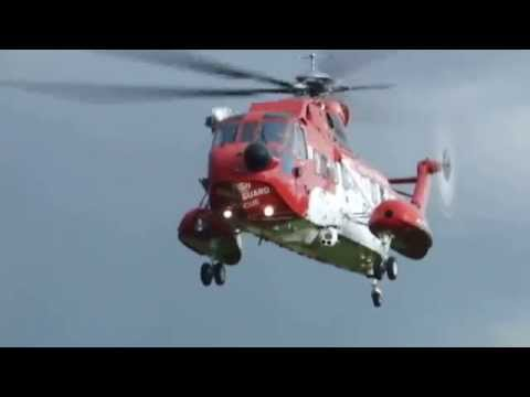 Irish Coast Guard Helicopter Rescue 116