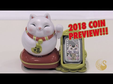 CoinWeek: Perth Mint 2018 Coin Preview - 4K Video