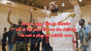 "Look Alive - BlocBoy JB & Drake ""Look Alive"""