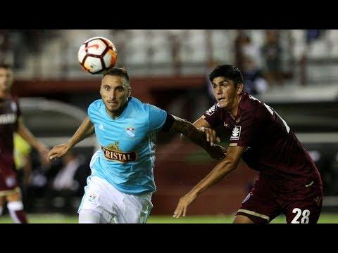 Lanus 4 vs Sporting Cristal 2 | Copa Sudamericana | Radio Rivadavia