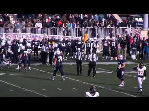 Trine vs. Adrian Division 3 Football 2014