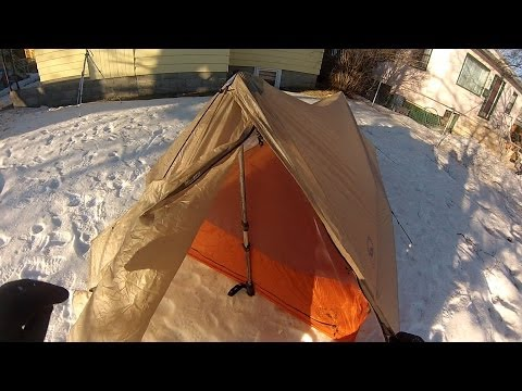 Big Agnes Copper Spur Ul 2 Mtnglo Tent Silver Gray