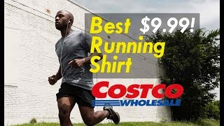 Ultralight BEST BUDGET WORKOUT SHIRT Kirkland Costco Fast Dry Moisture Wicking