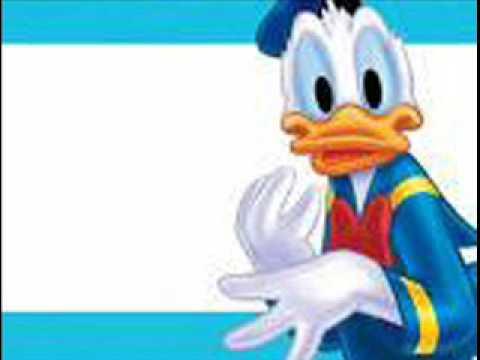 Consider, donald ducks blow job