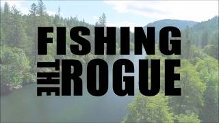 Fly Fishing for Steelhead on the Rogue River in Oregon