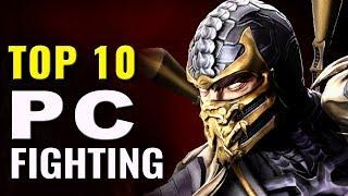 Top 10 Best Pc Fighting Games