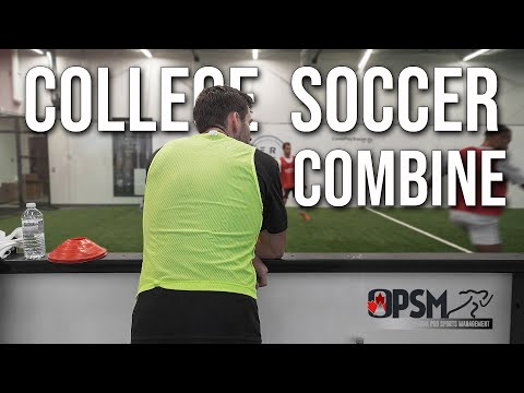 Flying Across The Continent For A College Soccer Combine