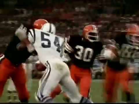 1980 Browns at Colts Game 10