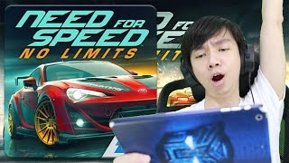 Balapan - Need for Speed No Limits - IOS Android Indonesia Gameplay