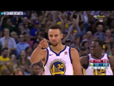Stephen Curry - Clutch Shots, Game Winners, Daggers, and ASSASSIN Moments