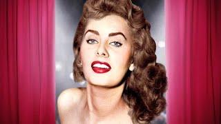 Пышная красота Софи Лорен: самые соблазнительные снимки итальянской актрисы 50 – 60-х годов