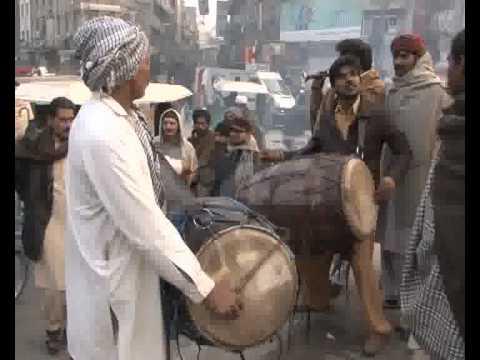 Dhol At Data Darbar Urs Pkg By Irfan Malik City42 NEW