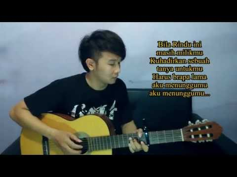 (Chrisye ft Peterpan) Menunggumu - Nathan Fingerstyle Cover