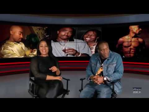 SytonniaLIVE: Part I - Exclusive Interview With Tupac's Cousin William Lesane