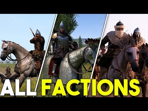 ALL Factions In Mount And Blade II Bannerlord! - Analysis And Overview