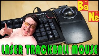 Reviewing Clearly Superior Trackball Mouse : Made in the USA