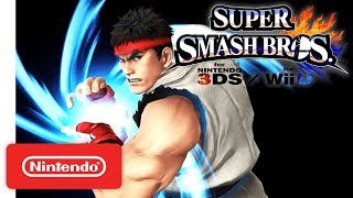 Super Smash Bros. - New Content Approaching 6.14.15
