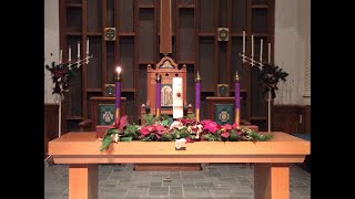 11/29/2020 ~ First Sunday of Advent