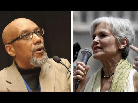 Jill Stein Chooses Human Rights Activist Ajamu Baraka as VP Running Mate