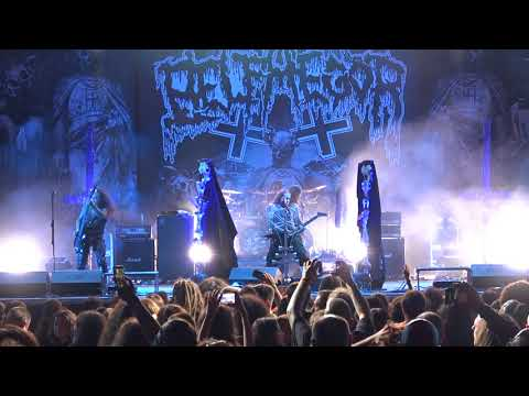 Belphegor - Conjuring The Dead Pactum in Aeternum Live At Rockstadt Extreme Romania 04-08-2018