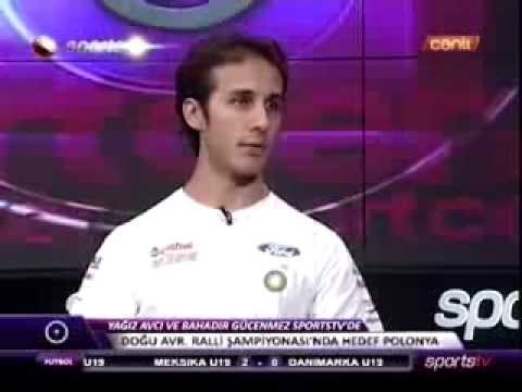 Sports TV-SPORT CENTER   Yagiz Avci & Bahadir Gucenmez