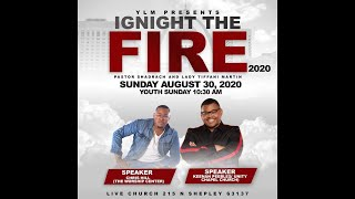 Join Us for Youth Service - Online Campus - August 30, 2020
