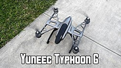 Yuneec Typhoon G Drone - Transmitter with Android OS? - Gopro Hero 4 On Board!