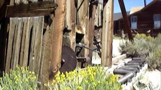 Bodie Ghost Town - Old Saw