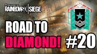 RAINBOW SIX SIEGE   ROAD TO DIAMOND! #20 LA ÚLTIMA PARTIDA - GAMEPLAY ESPAÑOL   DRID