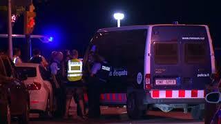 Südlich von Barcelon: Polizei tötet mutmaßliche Terroristen in Cambrils