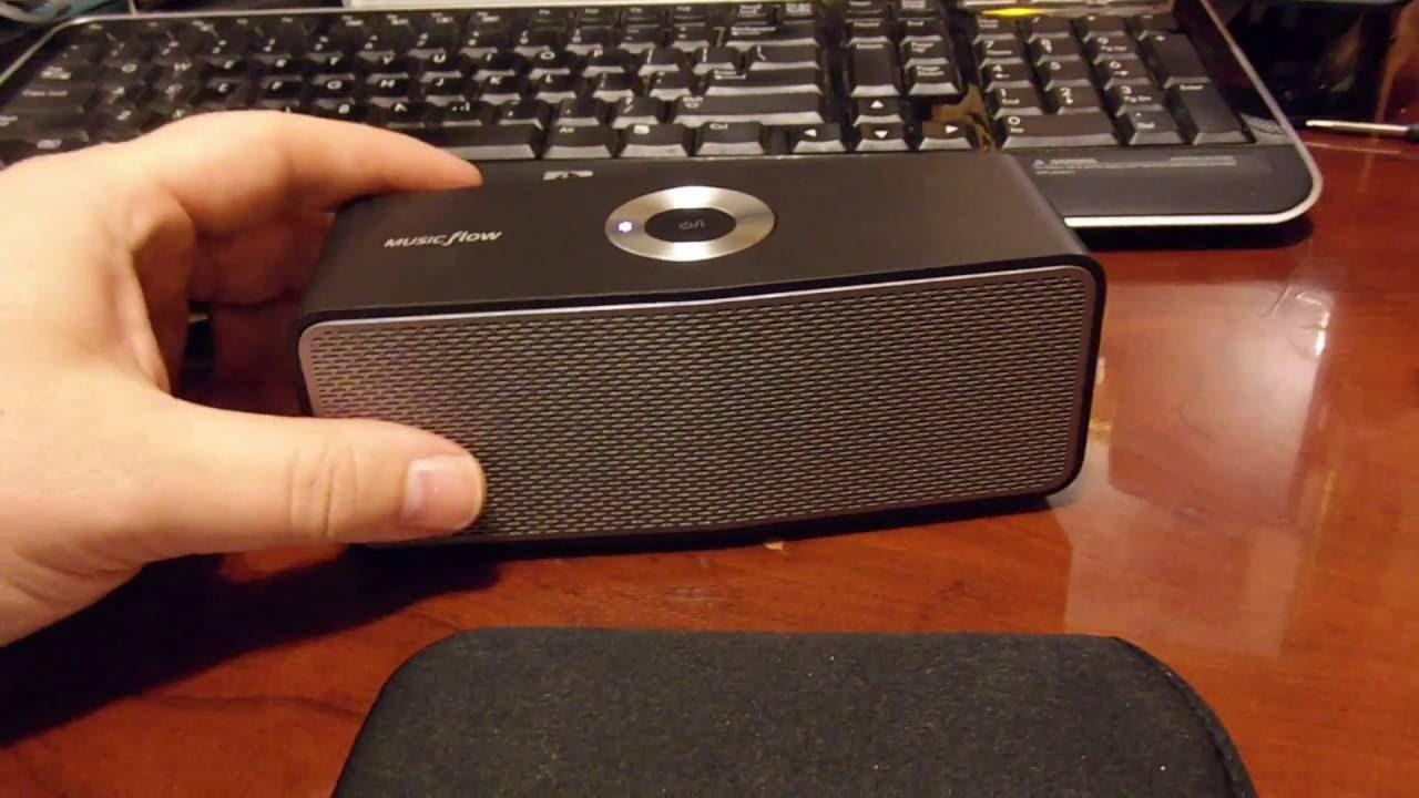 LG's Music Flow P5 speaker